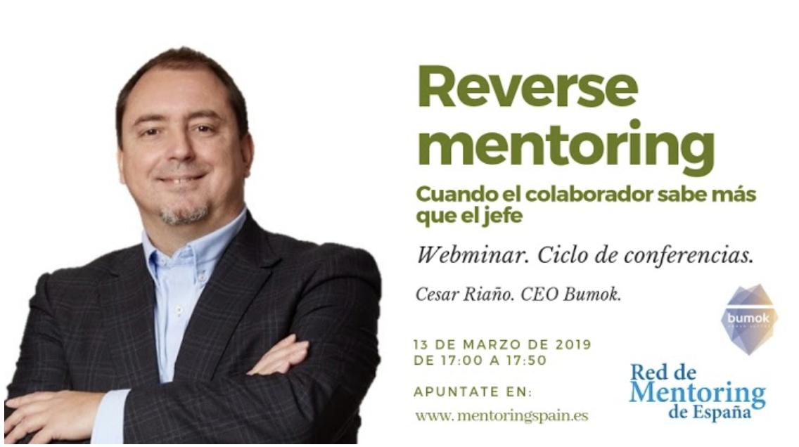 Cesar Riaño Reverse Mentoring España